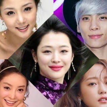 Korean Idols Who Suffered Depression Somag News