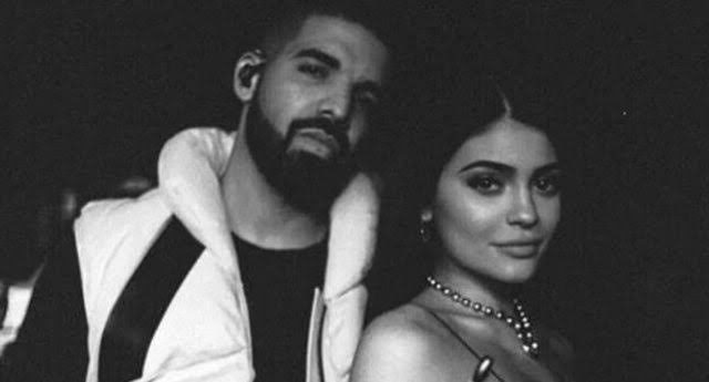 Image result for kylie and drake
