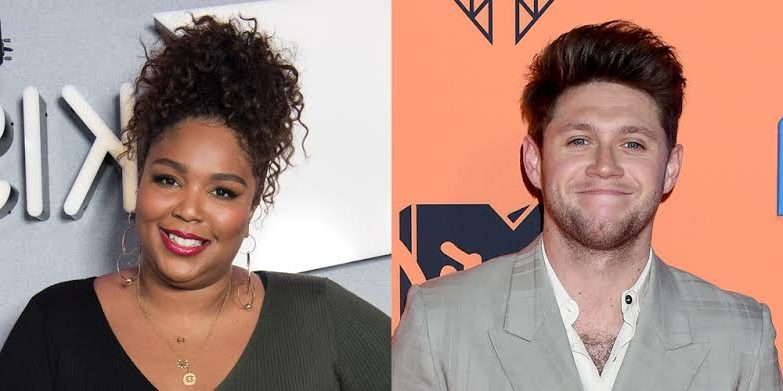 Lizzo is flirting with Niall Horan - and wants everyone to