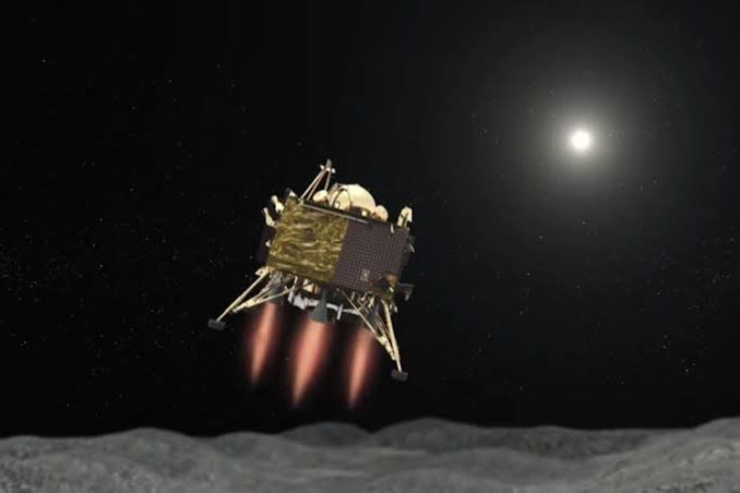 Nasa reveals what future moon lander could look like