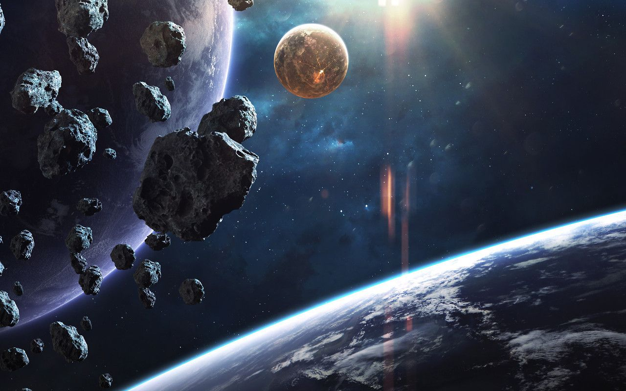 Asteroids: What happens when an asteroid hits Earth