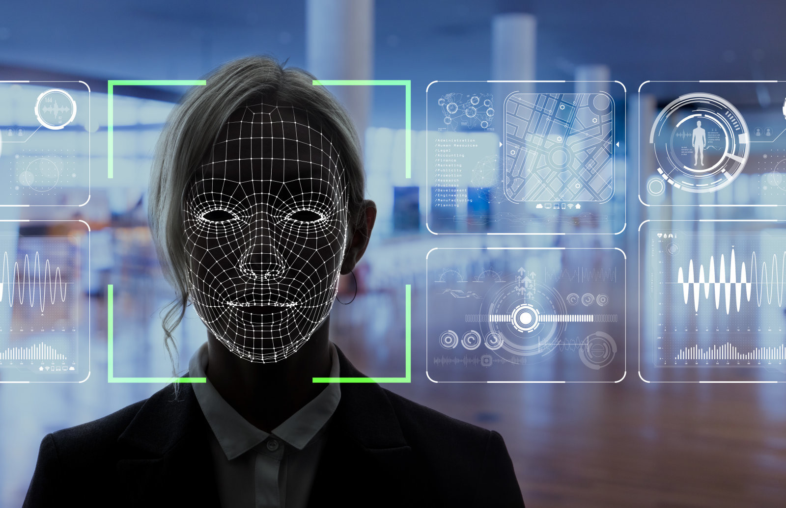Researchers claim printed masks can fool facial recognition systems