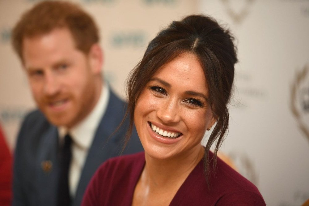 meghan markle and prince harry we won t see much of archie in 2020 somag news meghan markle and prince harry we won