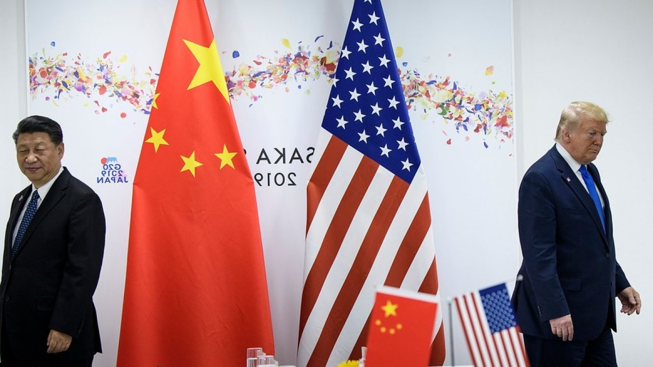 U.S.  hails trade deal with China