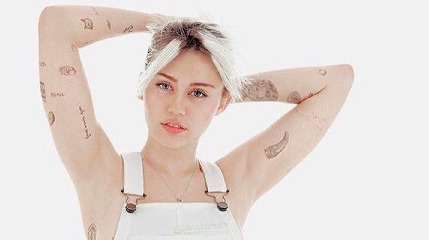 Miley Cyrus gets inked amid Liam Hemsworth divorce
