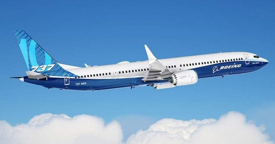 Grounded jet sends Boeing to first annual loss in 2 decades