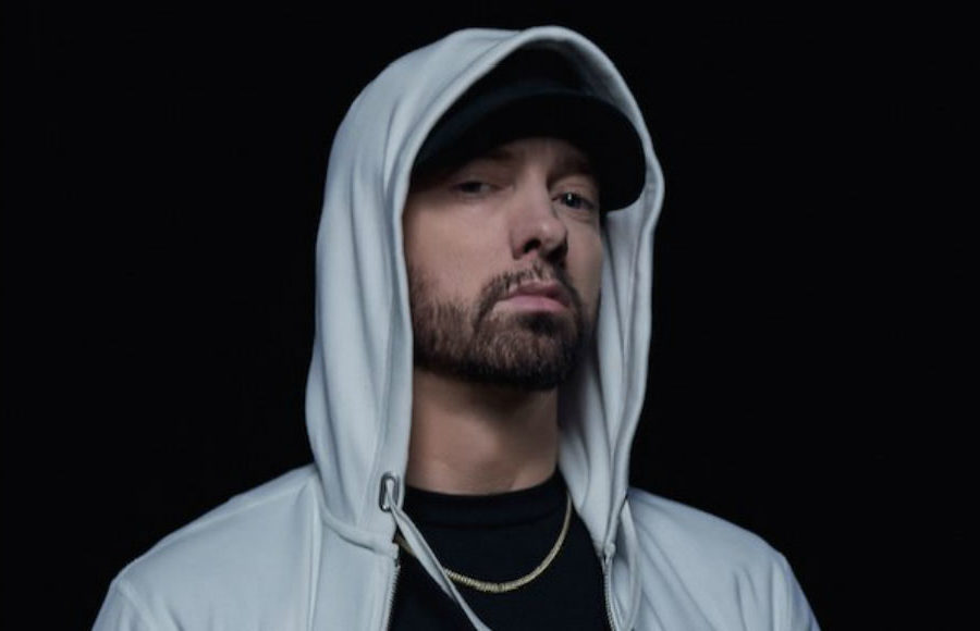 Eminem  comes on 12 position in most liked Facebook pages list