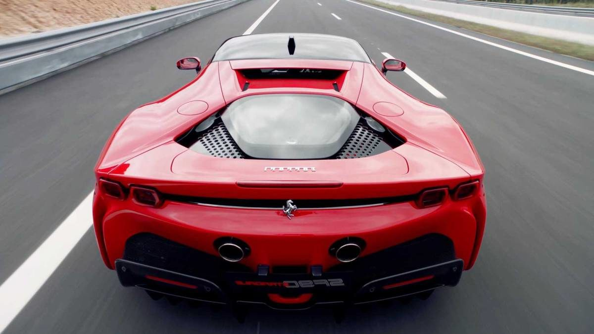 Ferrari Has Been The Most Valuable Car Brand Of The World For The Second Time In A Row Somag News