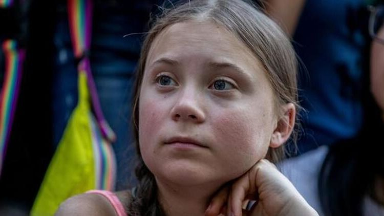 Greta Thunberg applies to trademark her name
