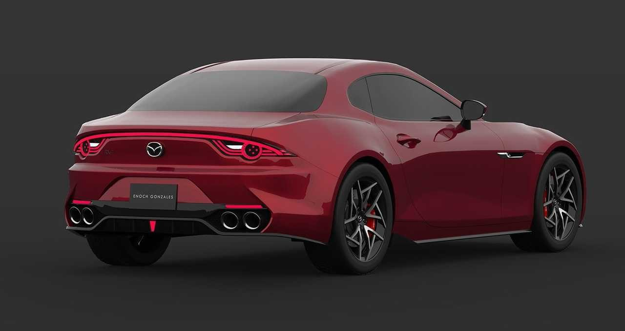 4 Mazda RX-4 Concept That Looks Great - Somag News
