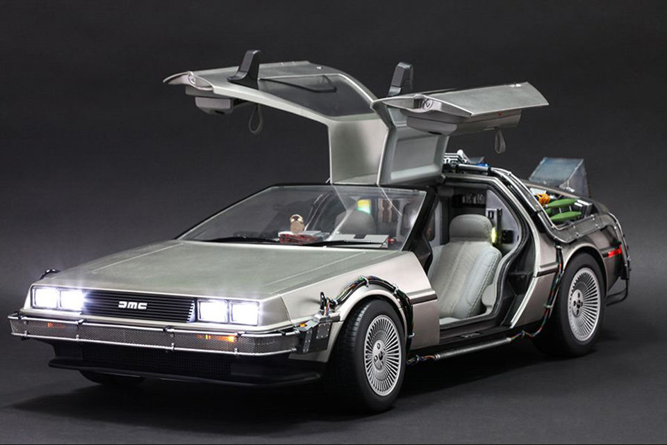 Delorean The Legendary Car Of The Back To The Future Will Be