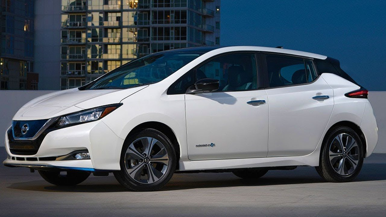 nissan adds more security technology to its 2020 leaf