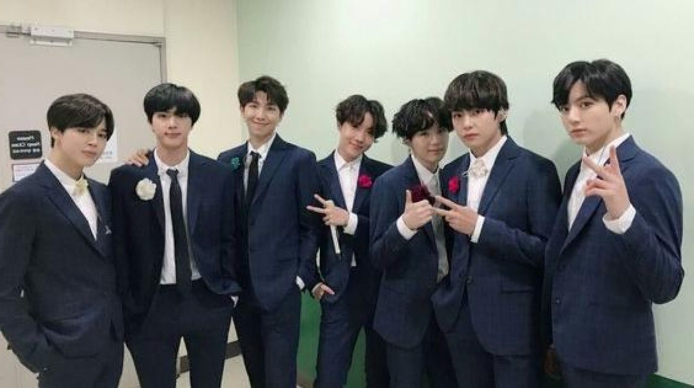 BTS on course for first Number 1 album in Ireland