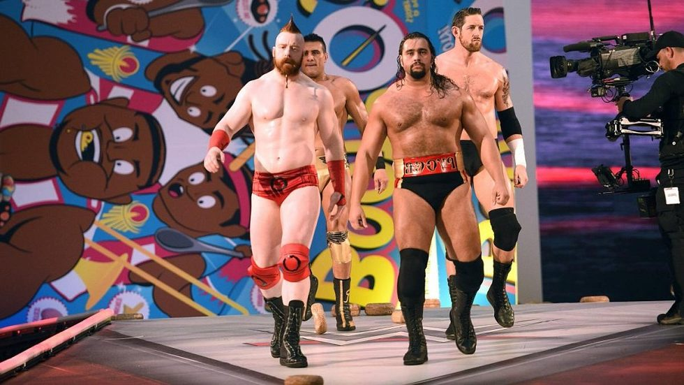Rusev The League Of Nations Had The Potential To Be The Best Team In History