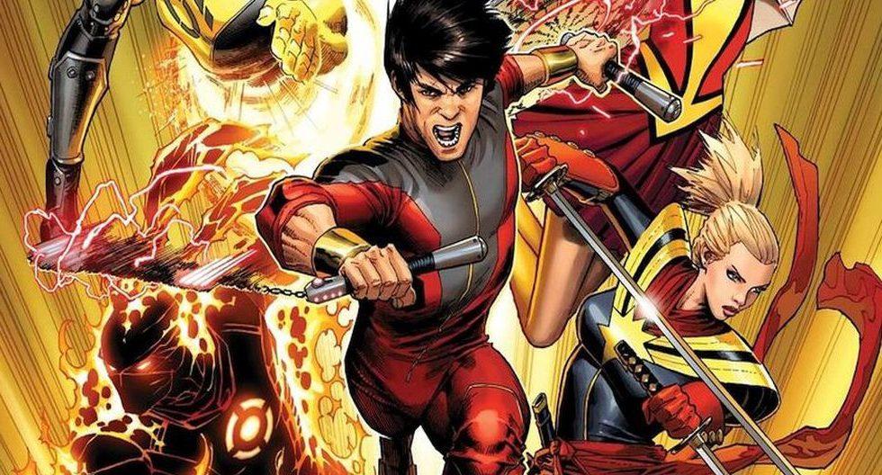 Shang Chi Pakar Kung Fu Dalam Dunia Marvel