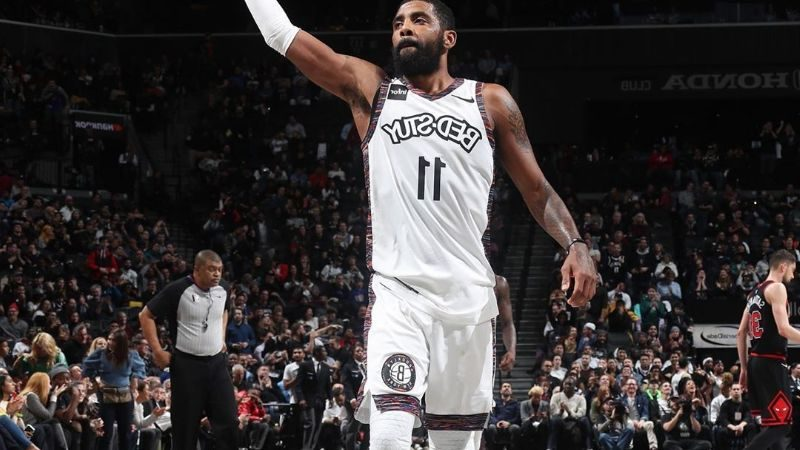 Brooklyn Nets guard Kyrie Irving to have season-ending shoulder surgery