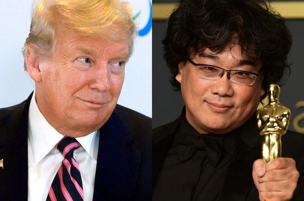 Trump Mocks 'Parasite' for Oscar Wins, Neon Studios Issues Epic Response