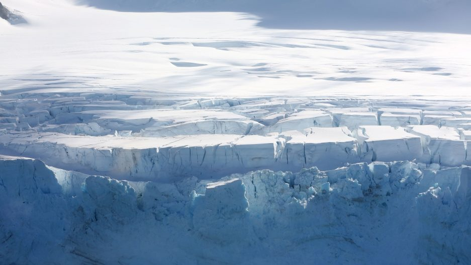 Heat Wave Melts 20% of Antarctic Island's Snow in 9 Days