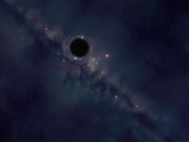 Scientists may have discovered the smallest black hole ever observed - Somag News