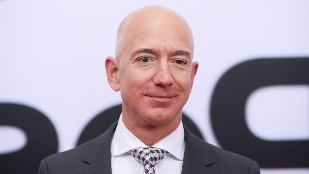Jeff Bezos' Sales of Amazon Stock Reach $3.45 Billion in a Week