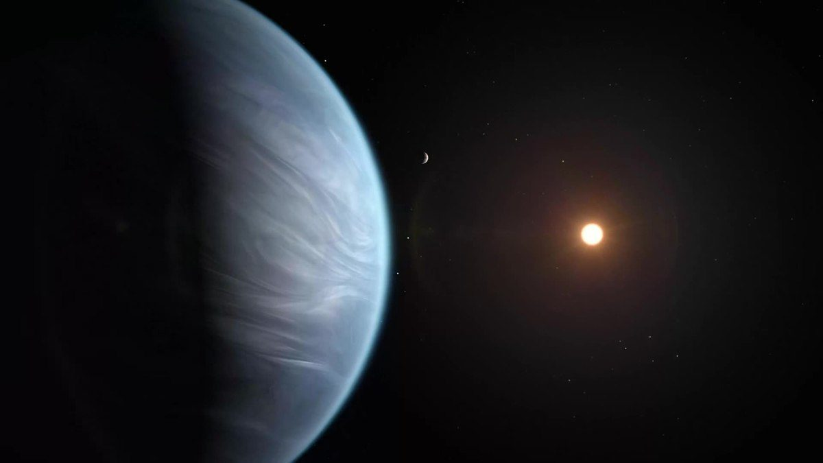 Astronomers have discovered a planet other than life - Somag News