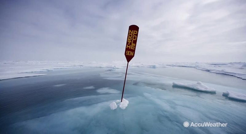 NASA Detects Millions of 'Methane Swing Points' at the North Pole - Somag News