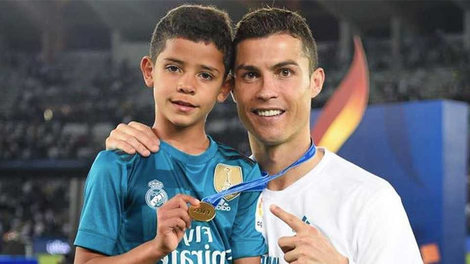 Son Of Cristiano Ronaldo Opened Instagram Account Reached 1 Million Followers In 1 Day Somag News