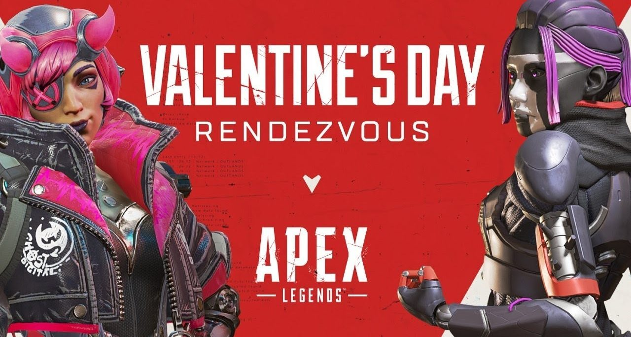 Apex Legends details the event Valentine's Appointment