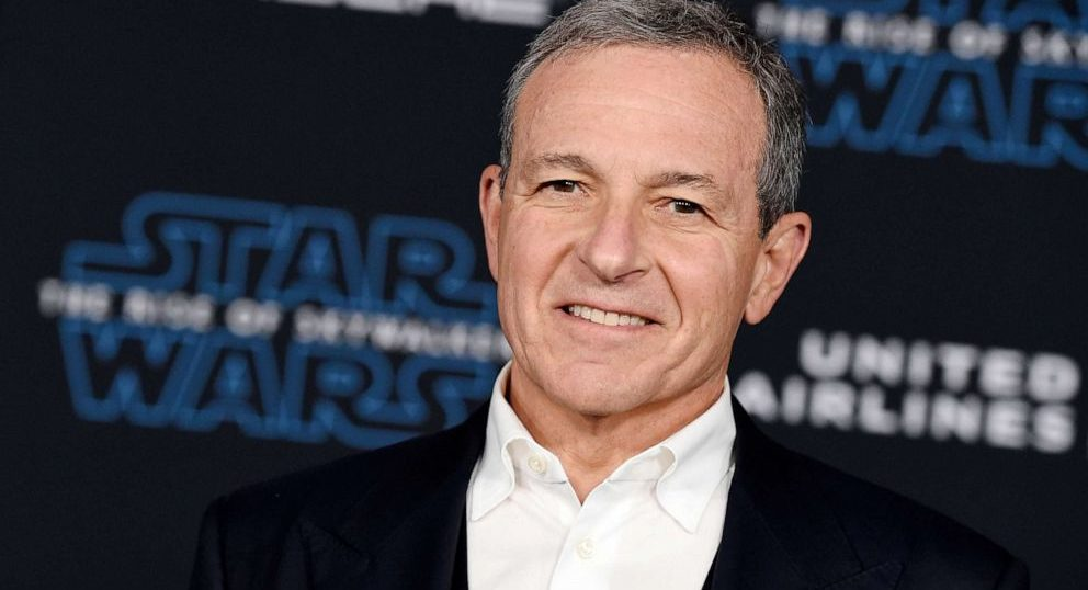 Disney boss Bob Iger steps down after 15 years