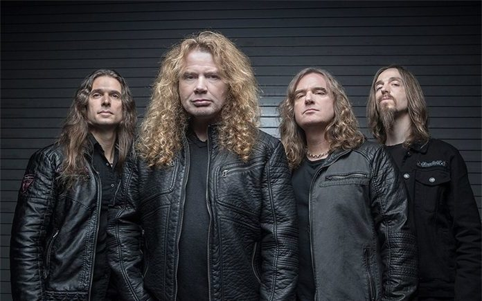 Megadeth cancels their presentation at Hell And Heaven 2020 ...
