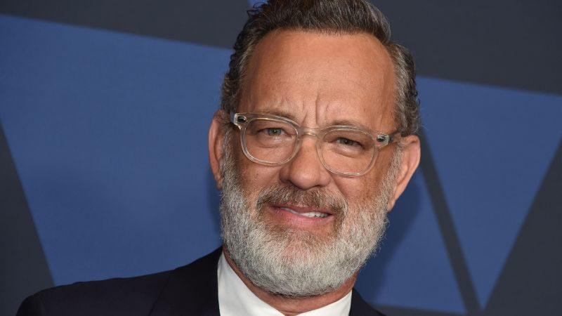 Tom Hanks & Rita Wilson Test Positive for Coronavirus