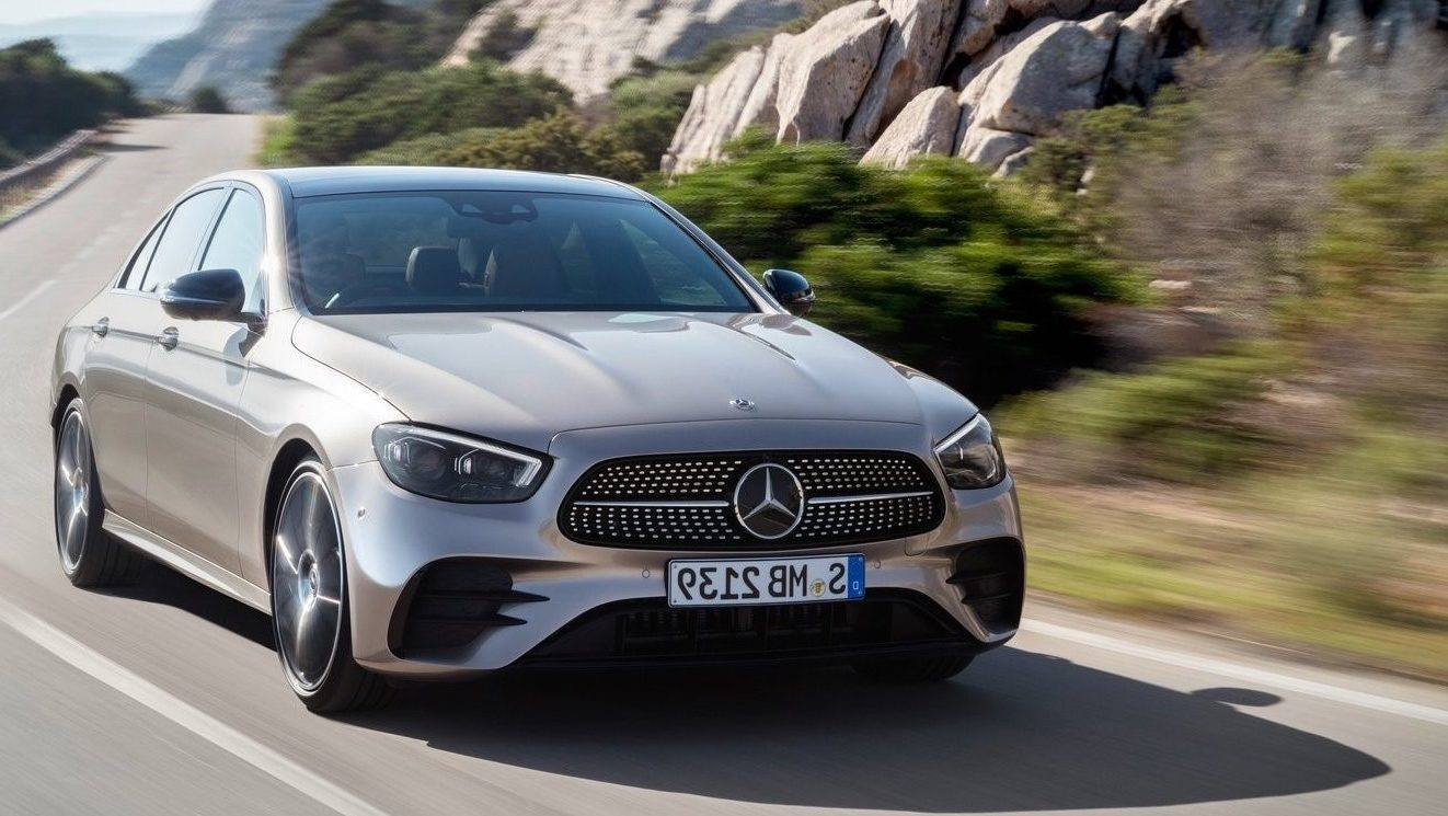 2021 Mercedes-Benz C-Class New Model and Performance