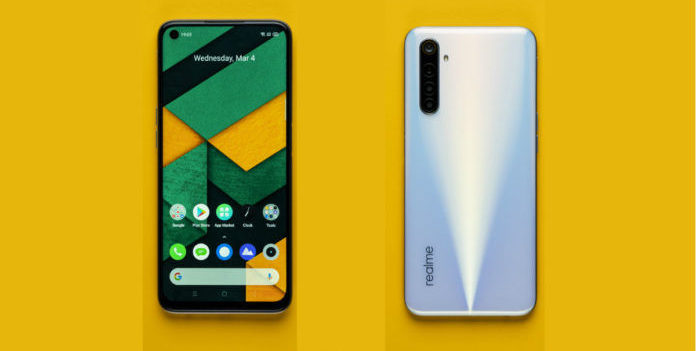 Realme's New Smartphone 6i, This Time Appeared in Geekbench ...