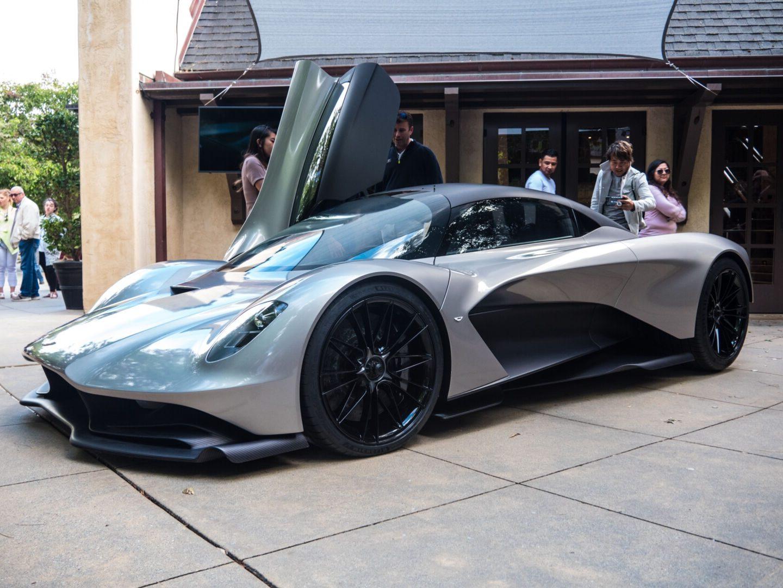 James Bond S New Vehicle Aston Martin Valhalla Somag News