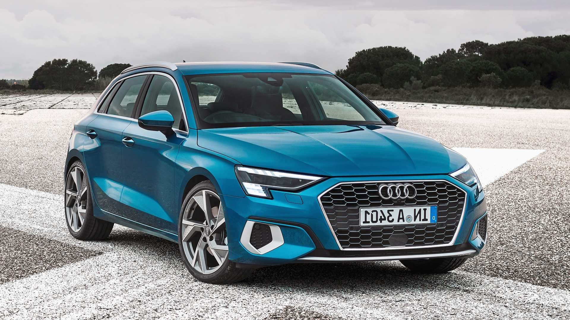 Remarkable 2020 Audi A3 Sportback Introduced With Its ...