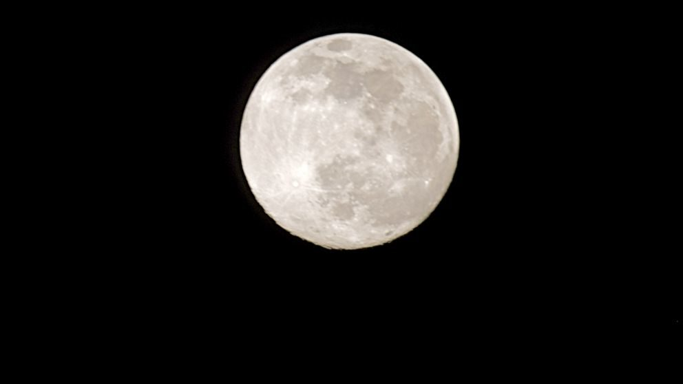 March full moon is a Worm Moon and a supermoon