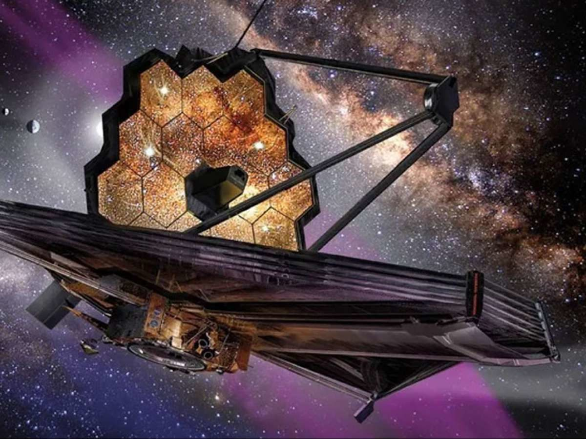 James Webb Space Telescope Full Mirror Deployment a Success