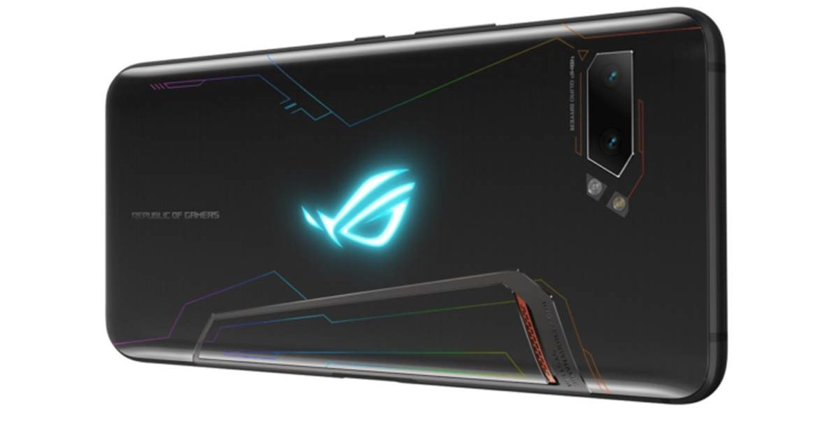 Android 10 update starts rolling out for the Asus ROG Phone II