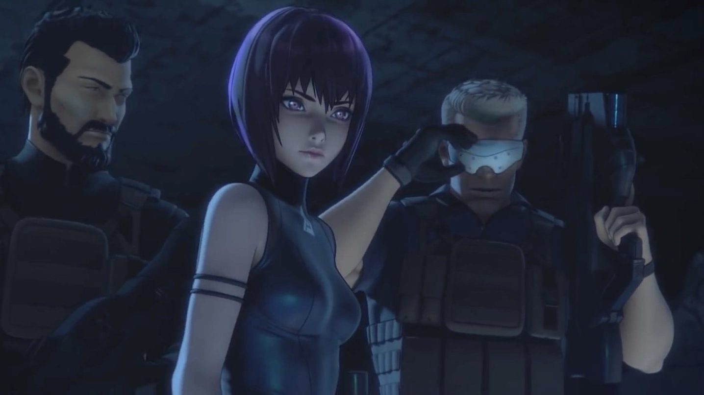 Netflix Ghost In The Shell Sac 2045 Is Coming Geri Somag News