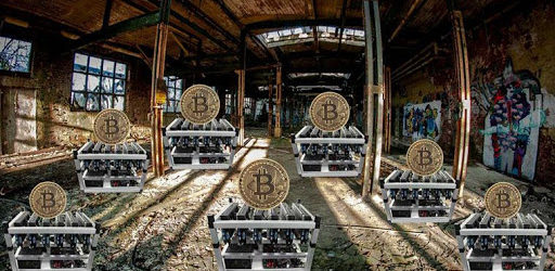 cryptocurrency mining companies stock