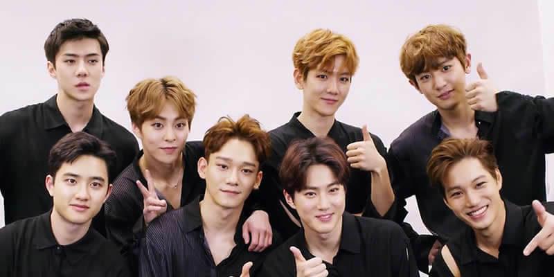 EXO L Celebrates 8 Years With EXO Somag News