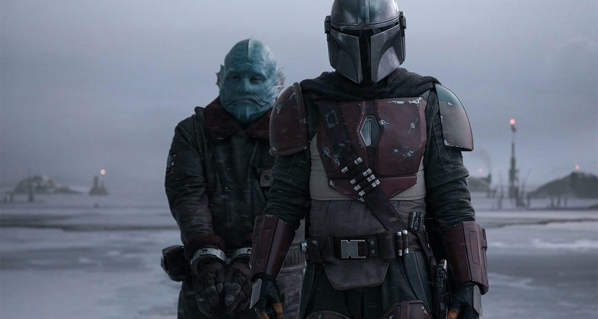 Disney Gallery: The Mandalorian's First Episode Trailer Released
