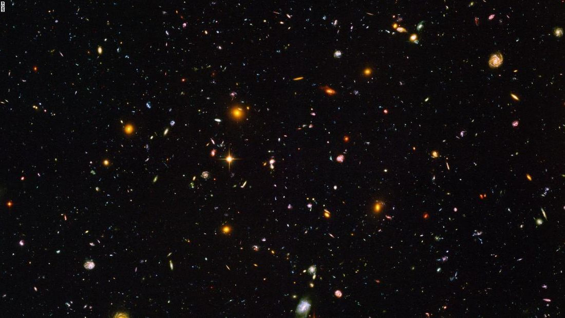 NASA is celebrating Hubble's 30th Birthday With a breathtaking Image