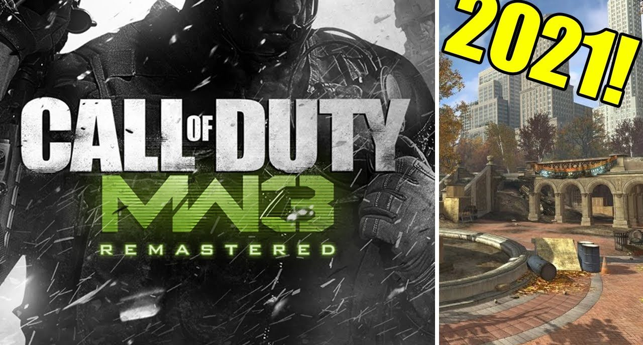 Call Of Duty Modern Warfare 3 Remastered May Come Soon Somag News
