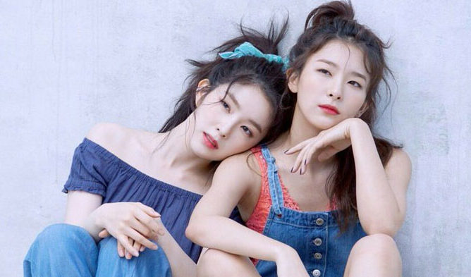 Seulgi and Irene to debut as Red Velvet's first subunit - Somag News