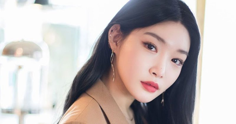 Chungha reveals the date of her new comeback - Somag News