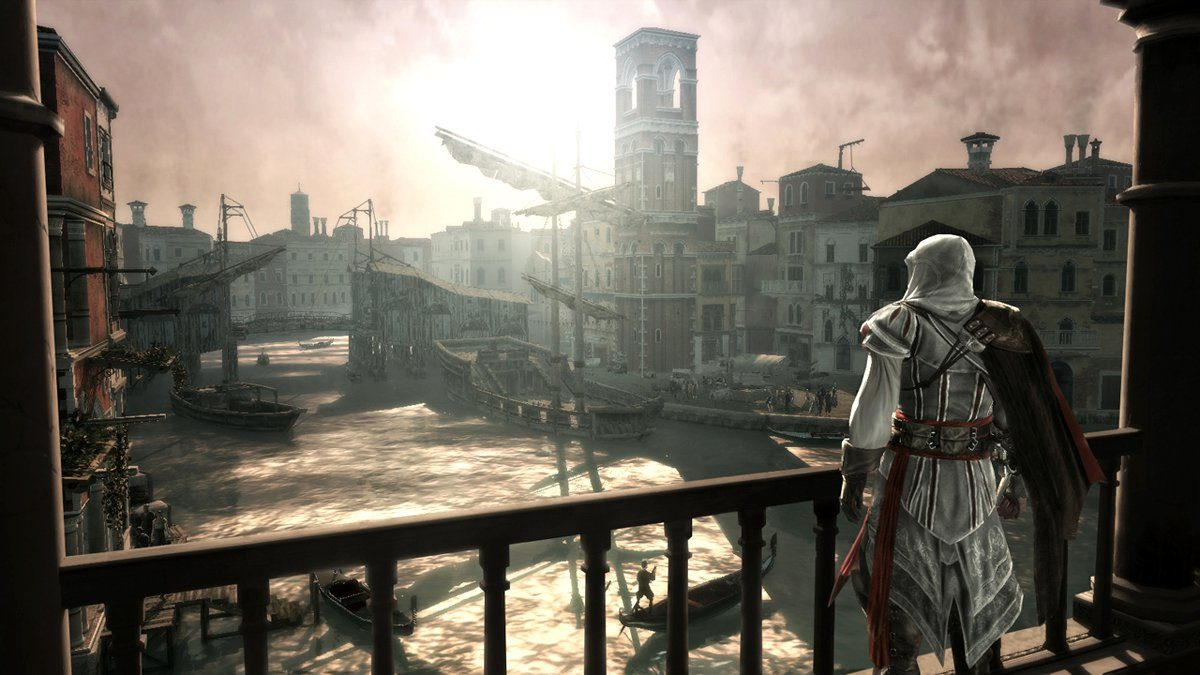 Assassin's Creed 2 will be free to keep on uPlay starting tomorrow
