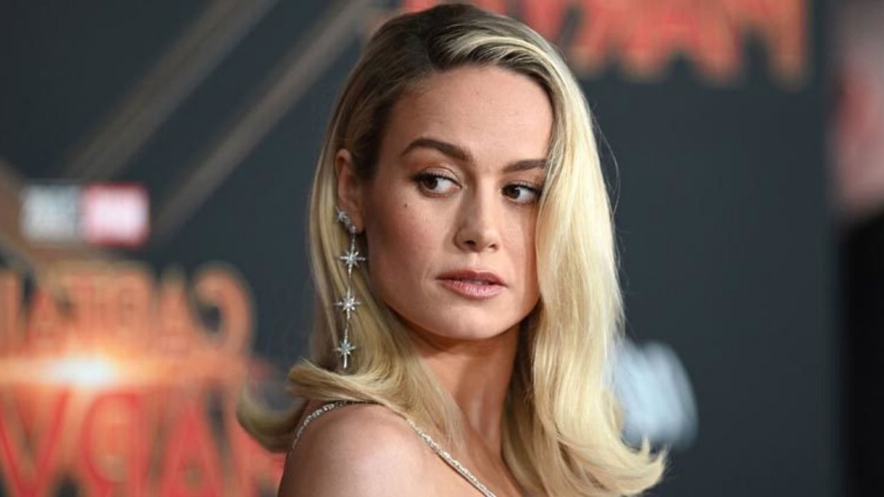 Video Showing Brie Larson S First Day As Captain Marvel Somag News