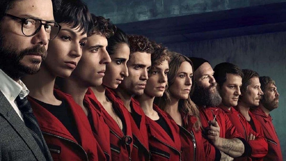 Casa De Papel Season 3