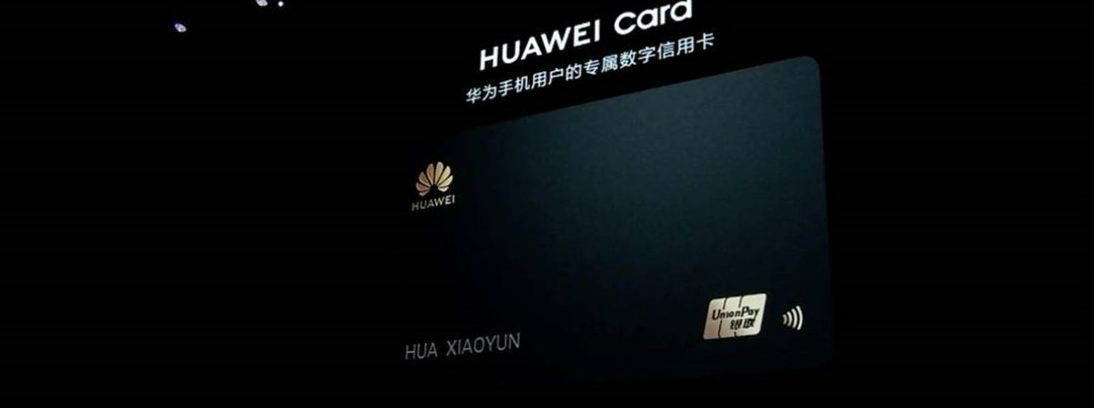 Meet the 'Huawei Card', the brand's exclusive credit card - Somag News